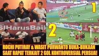 Download Video Faktanya Menghebohkan! 2 Gol Penentu Juara Persija Dari Simic Diputar Ulang!Pengaturan Skor? MP3 3GP MP4