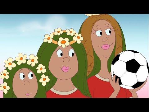 Козаки. Футбол - ЕПІЗОД №16 ДАНІЯ - нові мультфільми