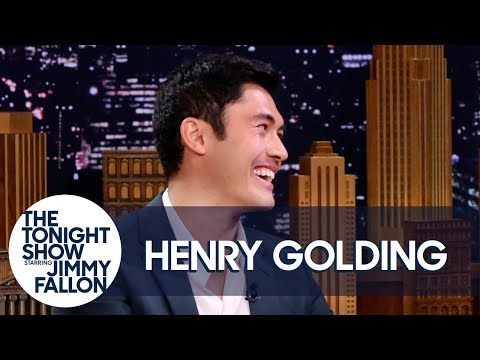 "Crazy Rich Asians' Henry Golding Was Voted ""Sexual Healer"" in High School"