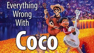 Video Everything Wrong With Coco In 14 Minutes Or Less MP3, 3GP, MP4, WEBM, AVI, FLV Juni 2018