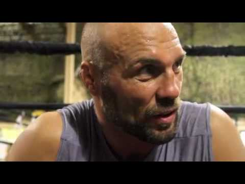 Randy Couture UFC 118 PreFight Interview Wanted To Welcome James Toney to the UFC