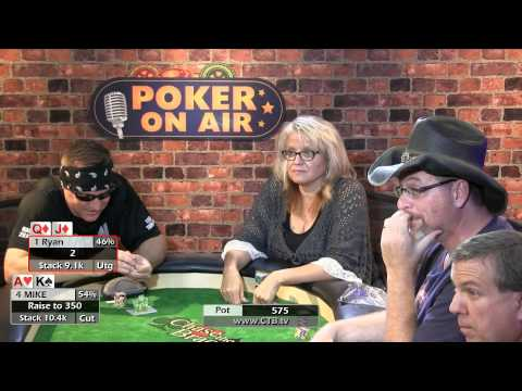 S5G8P1 CTB Chase The Bracelet Season 5 Game 8   Poker Game Show by Poker On Air