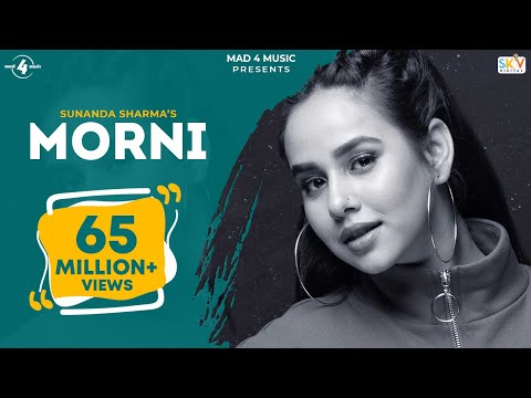 MORNI (Official Video) | SUNANDA SHARMA | JAANI | SUKH-E | ARVINDR KHAIRA | New Punjabi Songs 2018