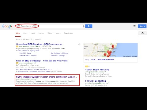 Search Engine Optimisation Sydney SEO Company