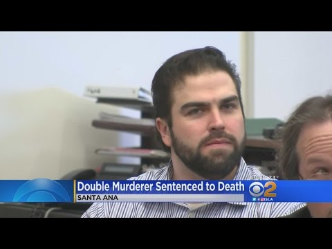 Costa Mesa Actor Sentenced To Death For Double Murder