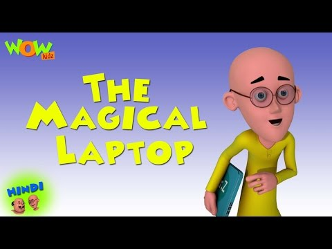 Video The Magical Laptop - Motu Patlu in Hindi WITH ENGLISH, SPANISH & FRENCH SUBTITLES download in MP3, 3GP, MP4, WEBM, AVI, FLV January 2017