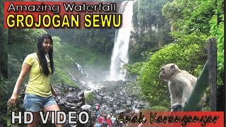 Tawangmangu Indonesia  city pictures gallery : Air Terjun Grojogan Sewu Tawangmangu, Salah Satu Air Terjun Terbaik Indonesia di Gunung Lawu