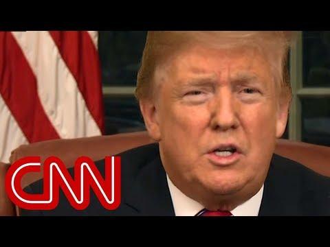 Trump's full speech from Oval Office on shutdown and border wall (Full national address)