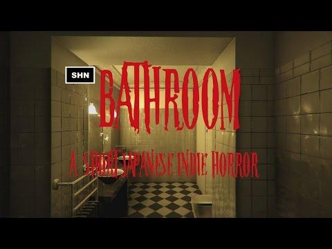 Bathroom : A Japanese Horror Indie Game Gameplay Full HD 1080p 60 Fps (видео)