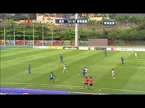 足球狂熱 港超聯 : 東方 對 標準流浪 [下半場]《2015 05 01》