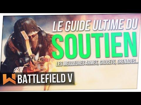 Tuto : Devenir Pro sur la Classe Soutien   Battlefield 5