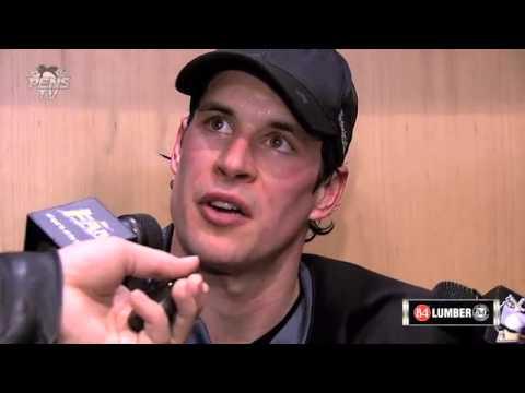 Sidney Crosby interview (2/26/2014)