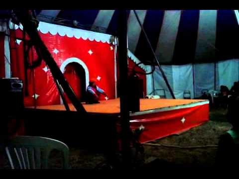 Circo em Iramaia   Alair Figueiredo 1
