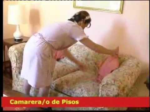 Ocupaciones en un hotel videos videos relacionados con for Camarera de pisos sueldo
