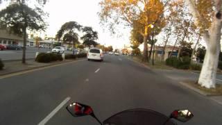 10. GoPro Kawasaki Ninja 650r Review