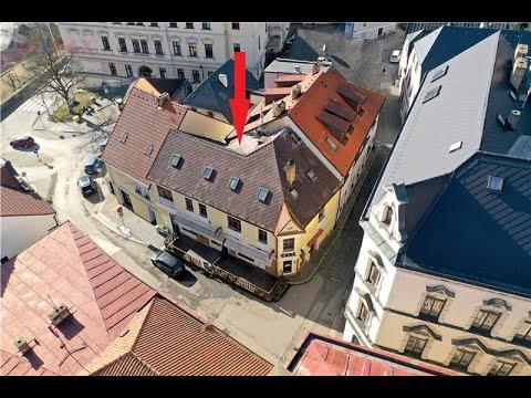 Video Prodej rodinného domu v centru Tábora
