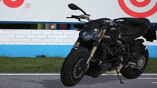 10. Ducati Streetfighter 848 2014 - DUCATI - 90th Anniversary - Test Ride Gameplay (HD) [1080p60FPS]