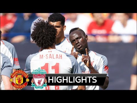 Liverpool vs Manchester United 1-1 All Goals-Extended Highlights 2020