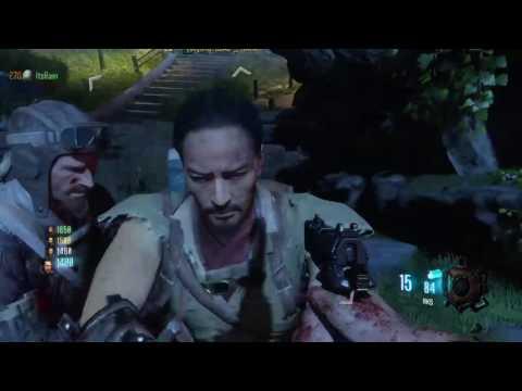 Zombie samurai (видео)