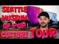 Tour of Seattle's Pop Culture Museum | Sci-Fi, Fantasy, Horror, Star Trek Exhibits