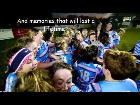 CCCU Womens Rugby 2015/16 Freshers