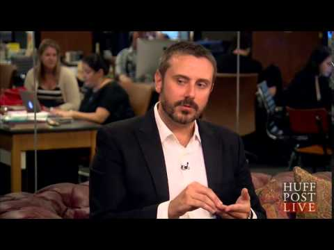 Alyona Minkovski - Jeremy Scahill interviewed on HUFFPOST Live with Alyona Minkovski blast the pro Israel US corporate media for it's nonexistent coverage of the