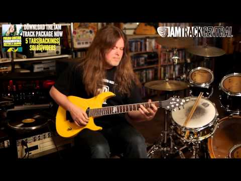 mattias - Get the jam track package with TAB and backing here: http://www.jamtrackcentral.com/jamtracks/freak-guitar-fundamentals After the huge success of Mattias 'IA...