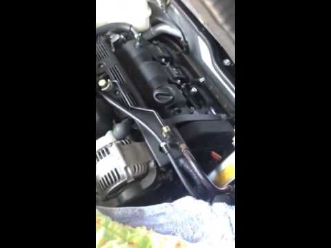 How to replace the spark plugs on a 1991-94 Acura NSX
