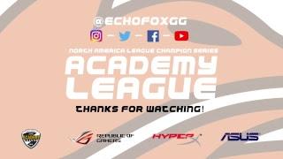 Video Echo Fox vs Team Liquid - LCS Academy: Week 1 MP3, 3GP, MP4, WEBM, AVI, FLV Juli 2018