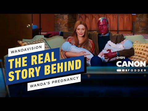 WandaVision Episode 3: The Real Story Behind Wanda's Pregnancy | MCU Canon Fodder