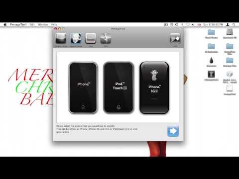 pwnagetool - This video will show you how to jailbreak with pwnage tool and not get any 1600 error or any error at all. Not using IREB Program. check out DrJailbreaks vid...