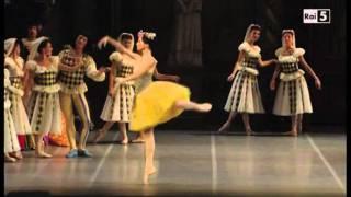 Raymonda - I Act Pizzicato variation - Novikova