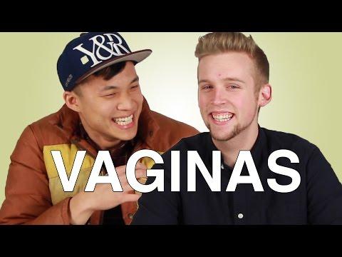 Men Talk About Vaginas