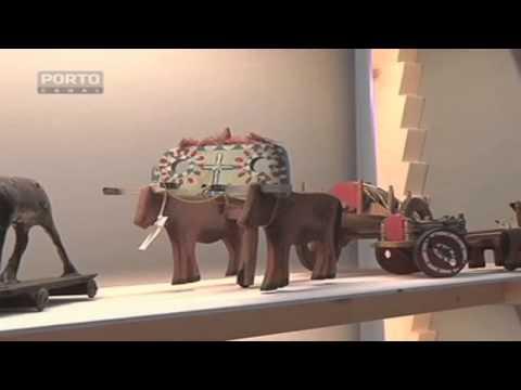 Museu do Brinquedo Português no programa 'Especial Territórios' do Porto Canal