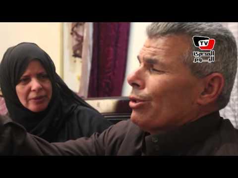 والدة النقيب محمد عادل: «زغردتله ساعة لما صلوا عليه الجنازة»
