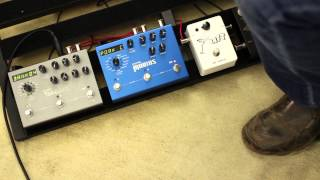 Strymon - Timeline And Mobius - Pedal Demo And Overview