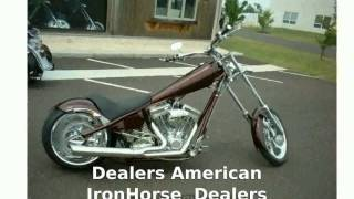 2. 2005 American IronHorse LSC Base Walkaround, Details [motosheets]