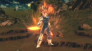 Vegeta gameplay