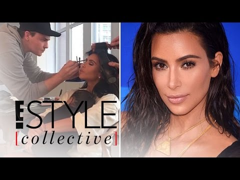 How to Do Your Makeup Like Kim Kardashian West | E! Style Collective | E! News