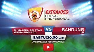 Download Lagu MUARA ENYM UTD (SUMATERA SELATAN) VS UPI (BANDUNG)  -  (FT :0-6) Extra Joss Futsal 2018 Mp3