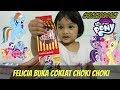 CHOKI CHOKI COKLAT ASLI | BUKA CHOKI-CHOKI BERHADIAH KARTU MY LITTLE PONY