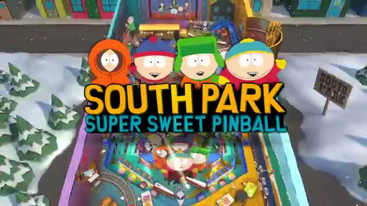 Zen's 'South Park Pinball' Gets a Trailer, Launching this Week