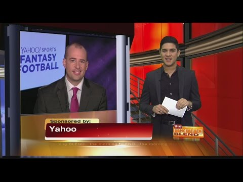 Yahoo Fantasy Sports - How to sign up, choose players, and draft a winning team