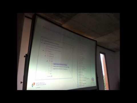 Sessão 1 - Modelo de Dados INSPIRE da Geologia e sua aplicação à Carta Geológica de Portugal