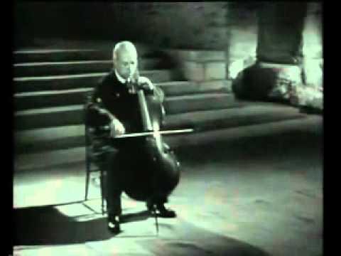 J.S. Bach - Suite pour Violoncelle no.1 BWV 1007