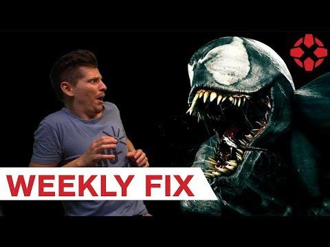 Mégis családbarát lesz a Venom? - Weekly Fix (2018/32. hét)_Magyarország, Budapest. Heti legjobbak