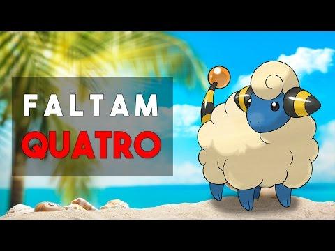 FALTAM 4 P/ COMPLETAR 2ª GEN -  Pokémon Go | Pokémon Johto (Parte 13)