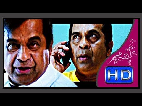 Ravi Teja Making Brahmanandam Foolish | Tamil Movie