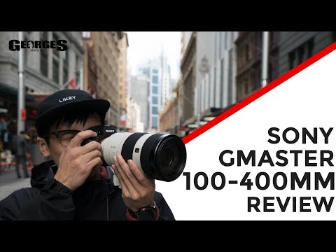 Sony FE 100-400mm f/4.5-5.6 GM OSS Lens video