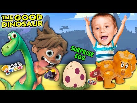 Chase's Corner: The Good Dinosaur Fun (#24) | Doh Much Fun